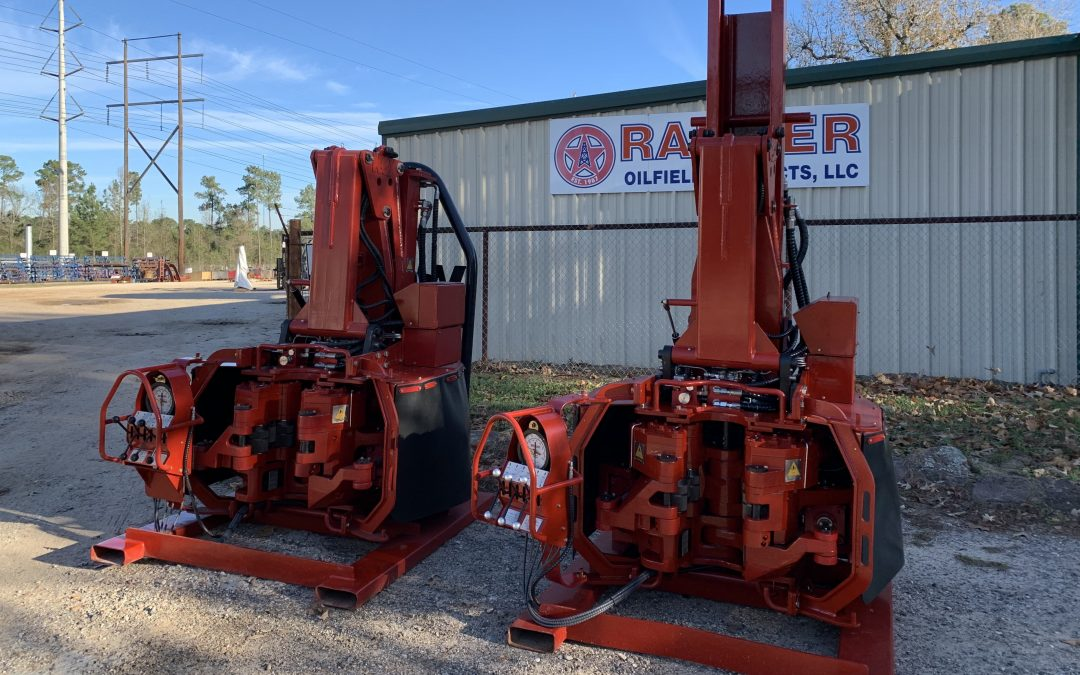 REBUILT ST-80 IRON ROUGHNECKS FOR SALE