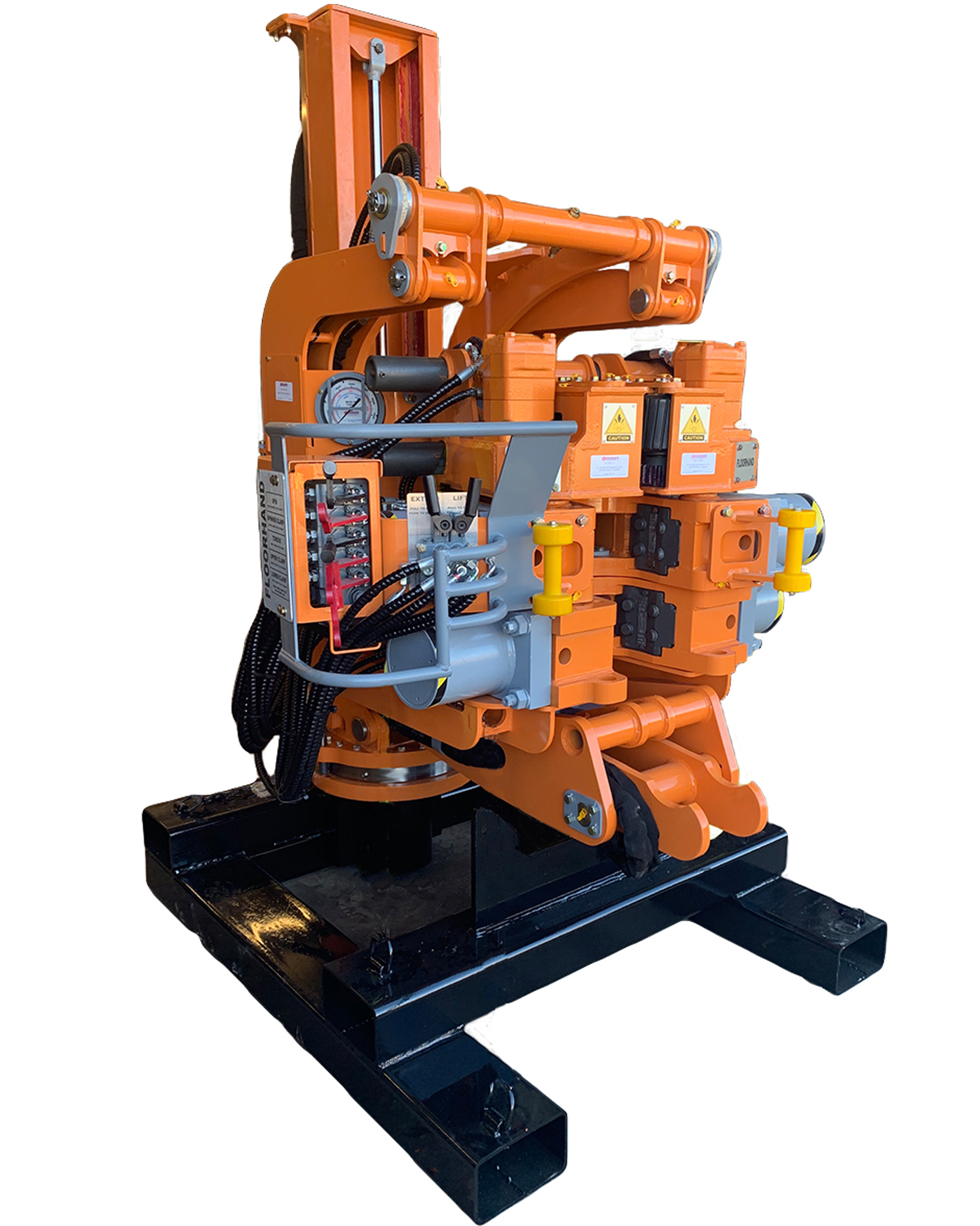 Blohm and Voss Floorhand Parts